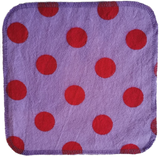 Cloth Wipes - Overlocked