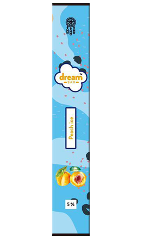 Peach Ice - Dream Vape