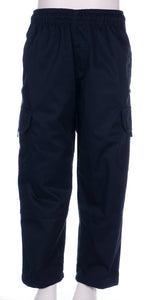 Huapai District School - Cargo Pants Navy