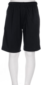 SVS Sports Shorts - Black