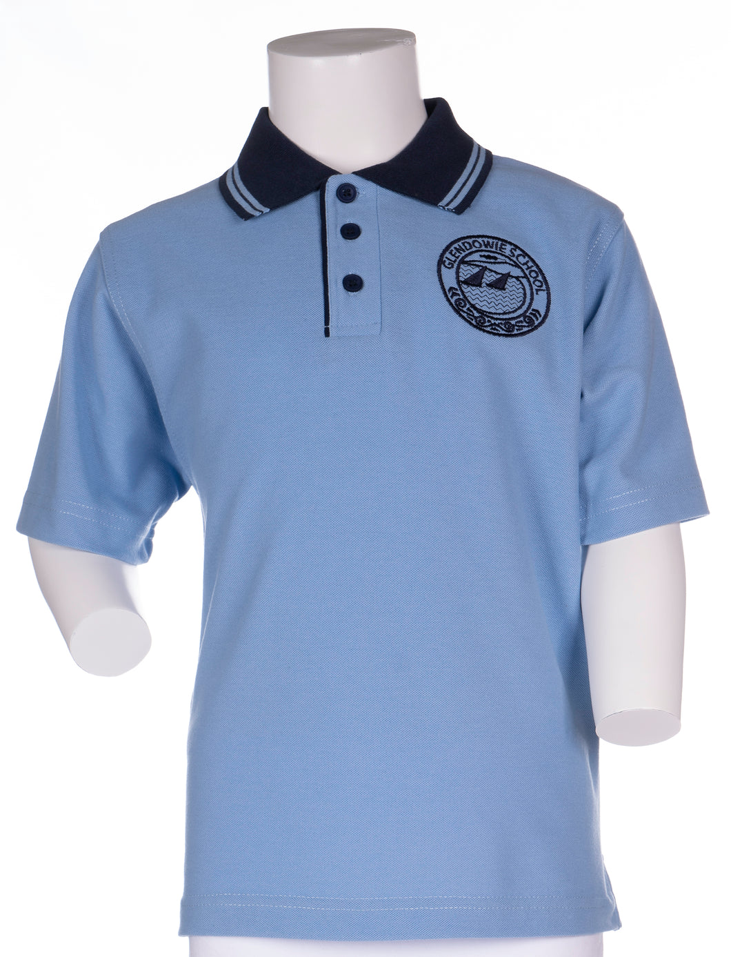 Glendowie School - Short Sleeve Polo Shirt