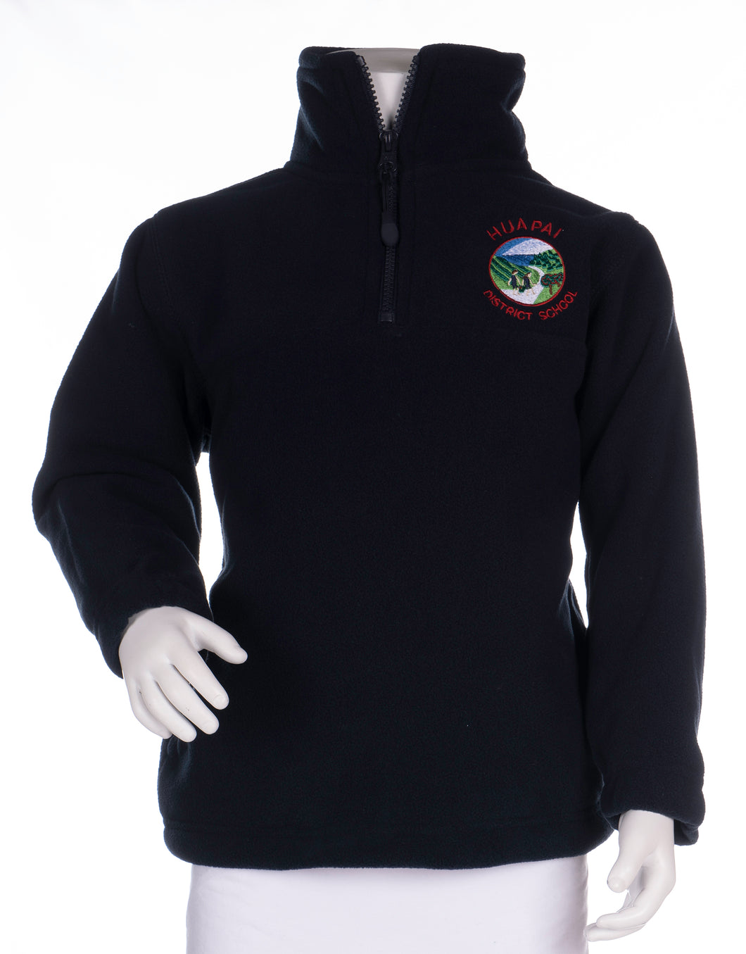 Huapai District School - Polar Fleece Jumper