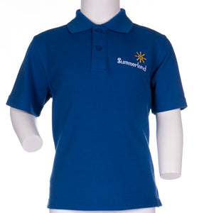 Summerland Primary School - Short Sleeve Polo Shirt