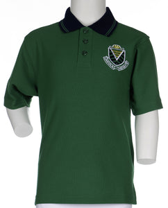 Lincoln Heights School - Short Sleeve Polo Shirt