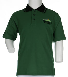 Silverdale School - Short Sleeve Polo Shirt