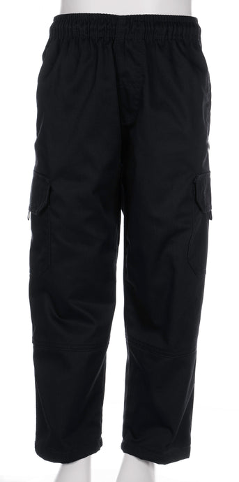 Don Buck Primary School - Cargo Pants Black