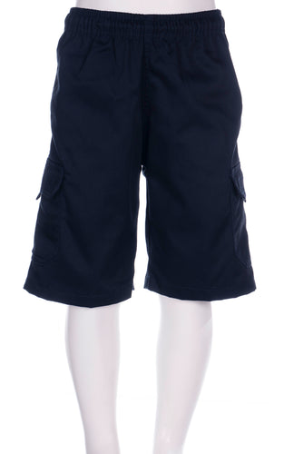 Lincoln Heights School - Cargo Shorts Navy