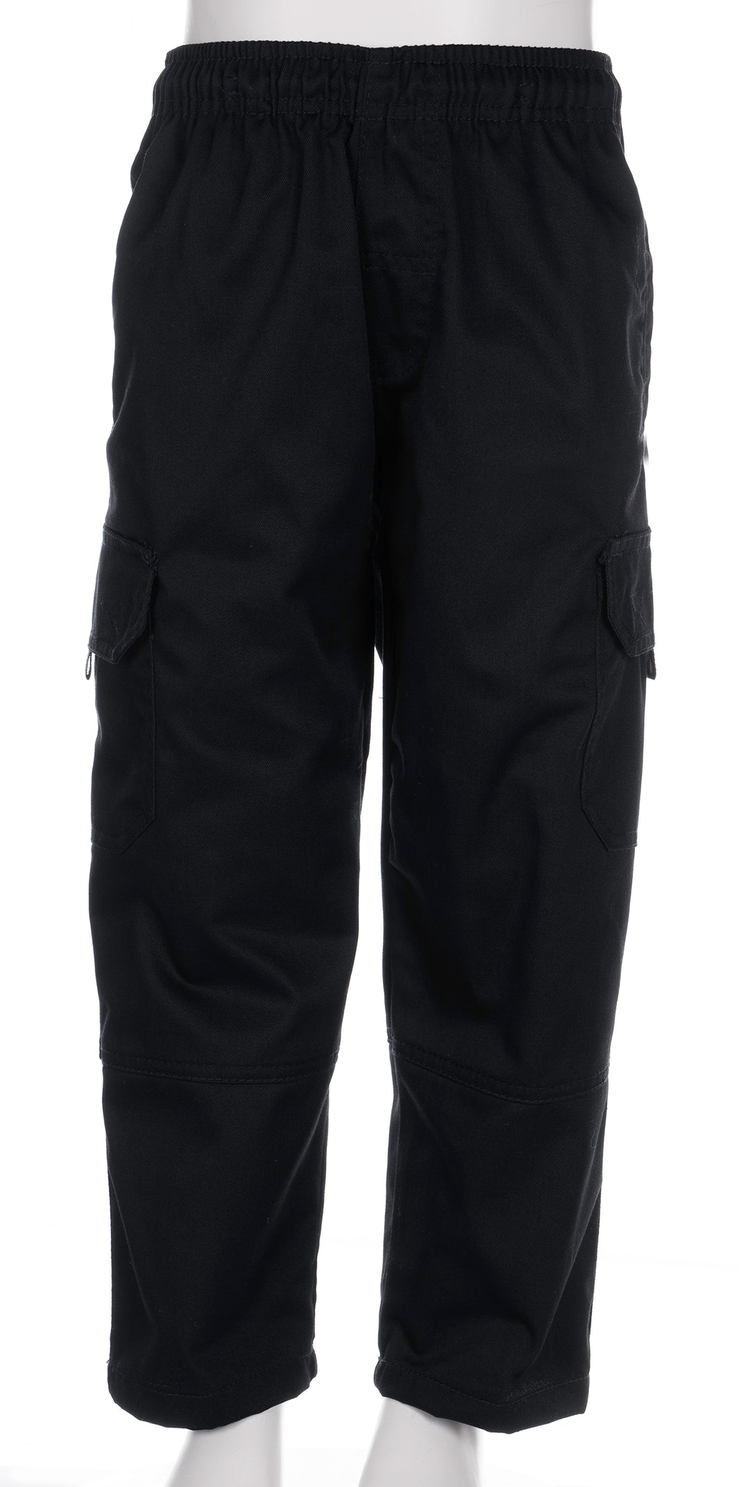 Silverdale School - Cargo Pants Black