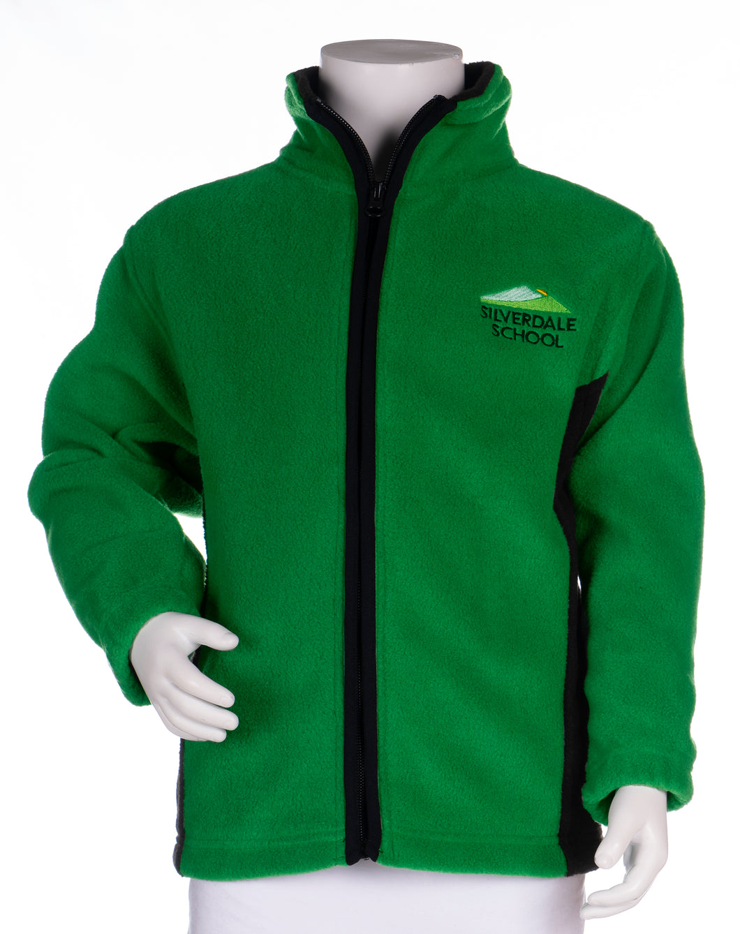 Silverdale School - Polar Fleece Jumper