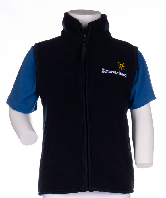 Summerland Primary School - Polar Fleece Vest