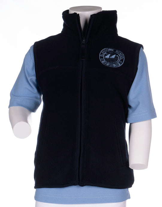 Glendowie School - Polar Fleece Vest