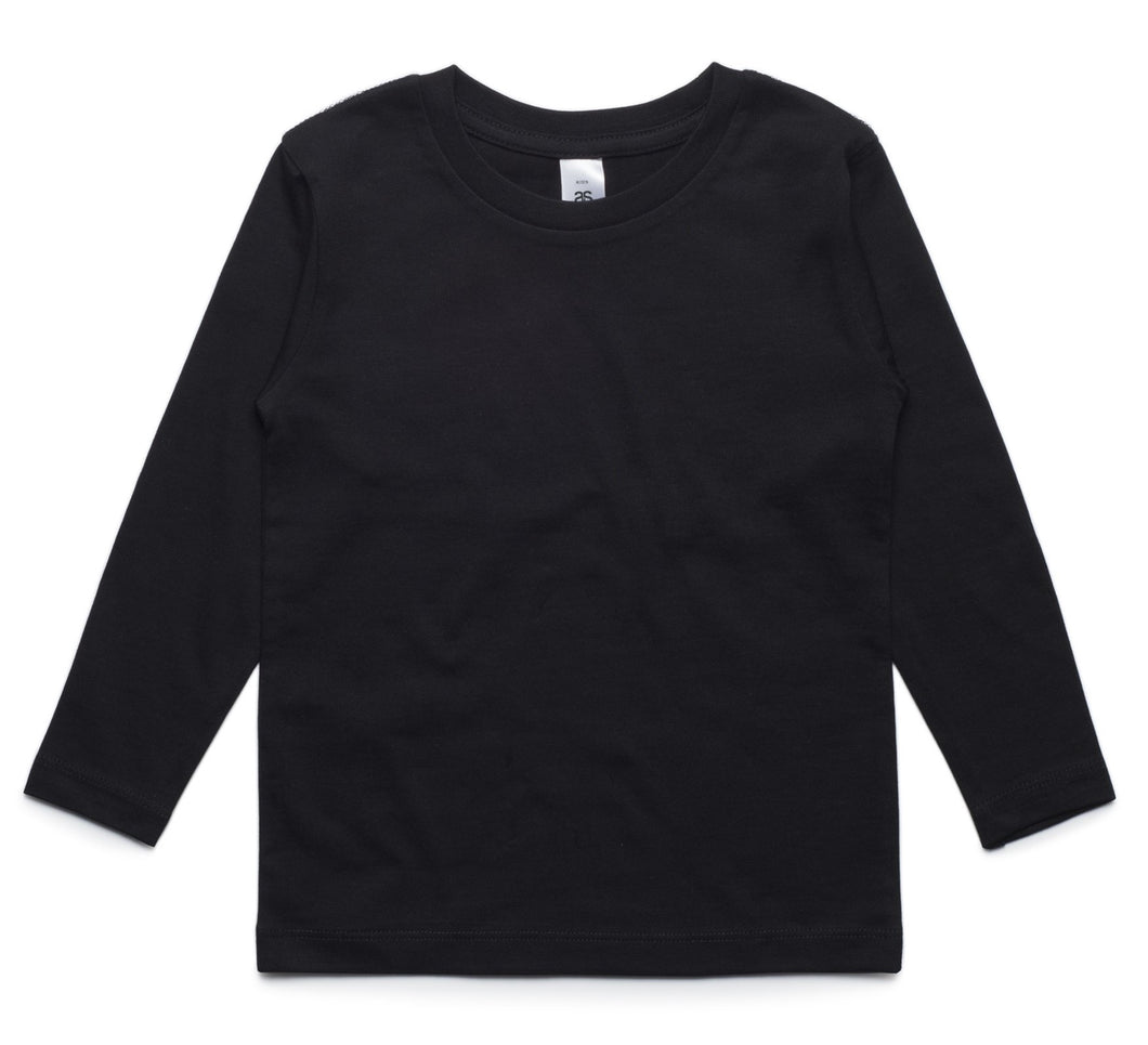 Riverhead School - Long Sleeve Top (100% Cotton Undergarment)