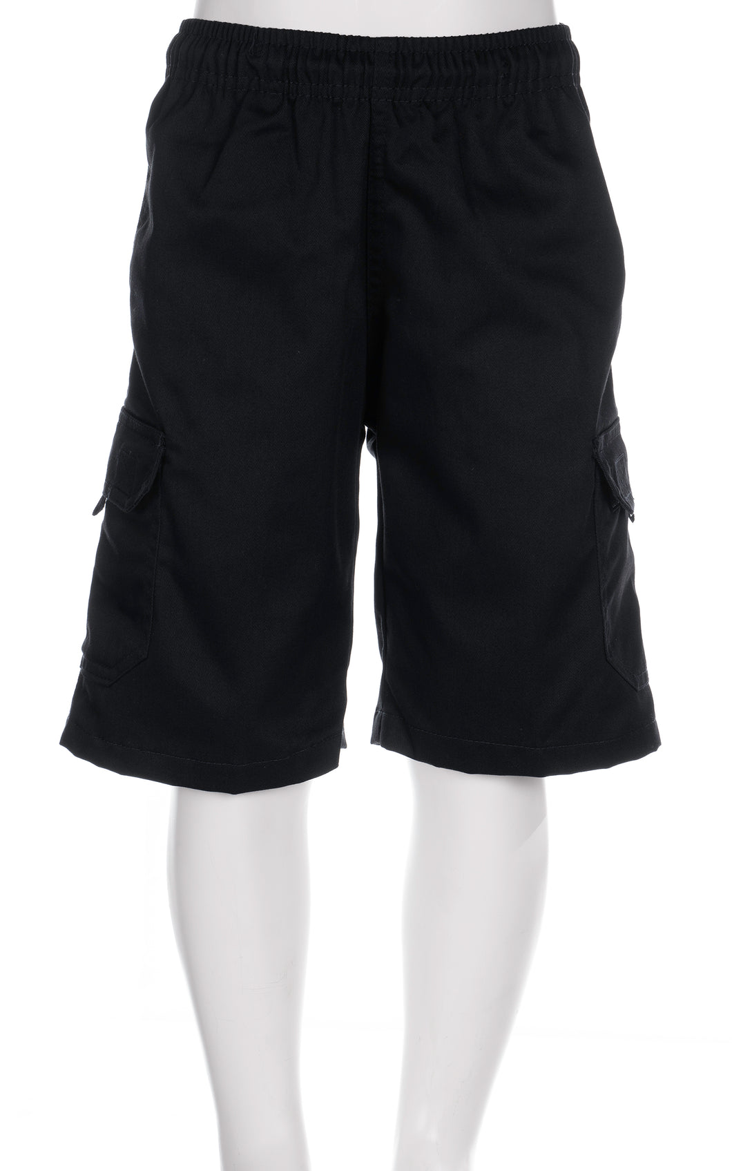 SVS Cargo Shorts - Black