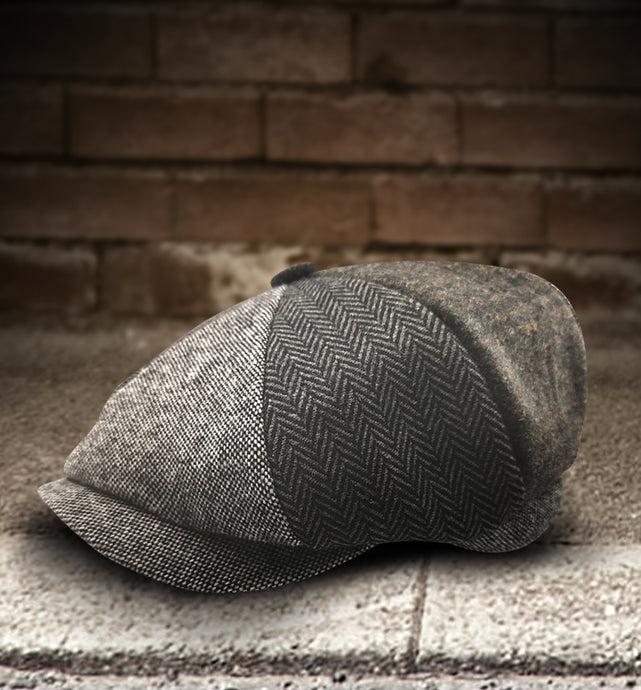 the peaky Kingsland cap (NEW!)