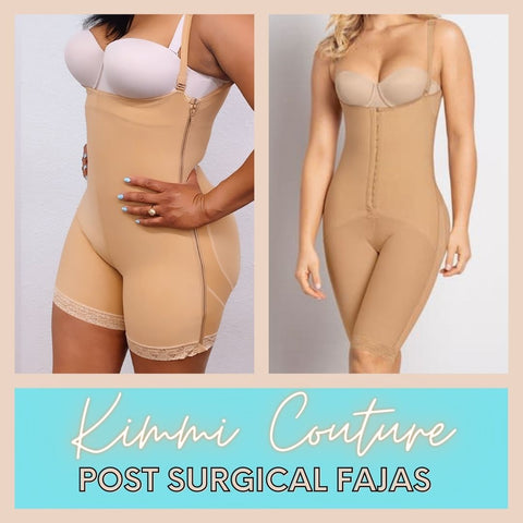 Post-Surgical Fajas after Surgery or Pregnancy