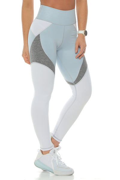 The Contour Legging Light Blue