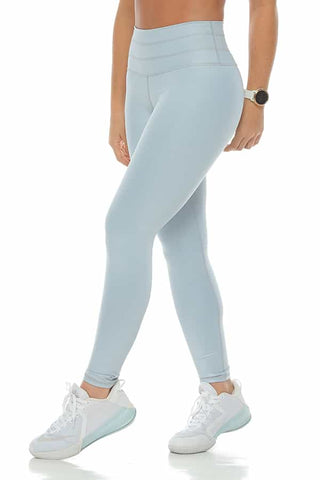 S0289 Contour Leggings Baby Blue