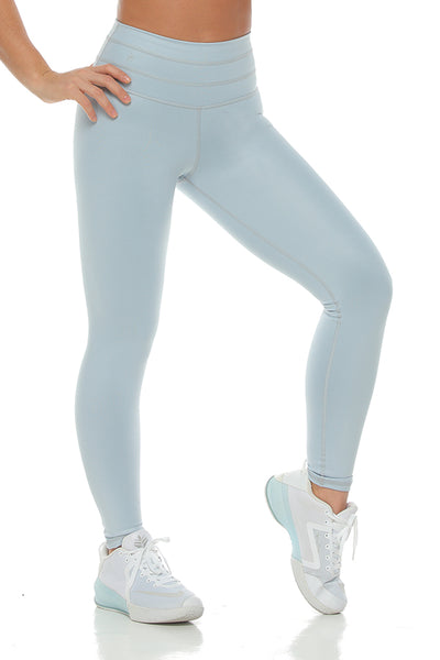 The Contour Leggings Baby Blue