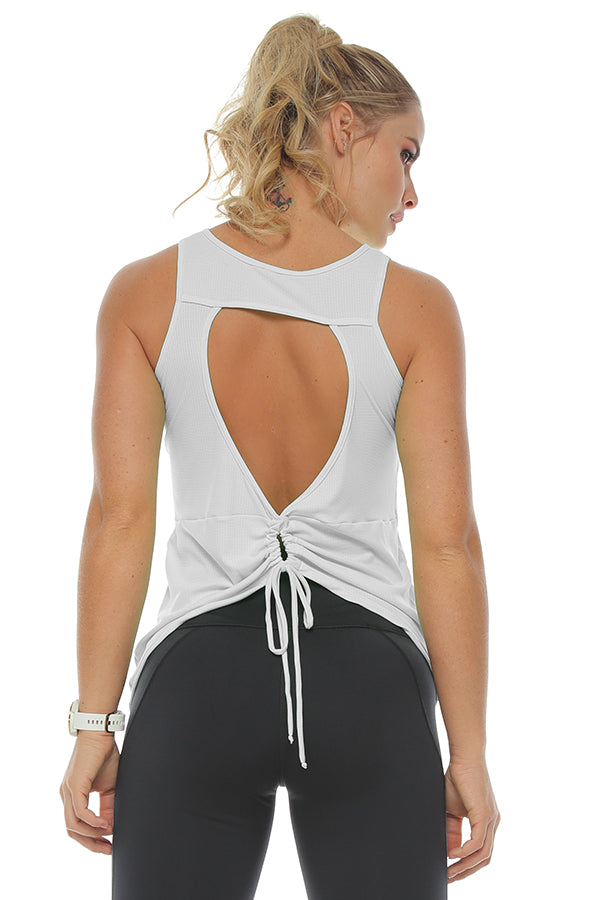 Kurves Top White Top