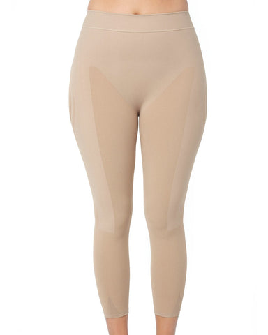 The Rear Shaper Legging (Capri)