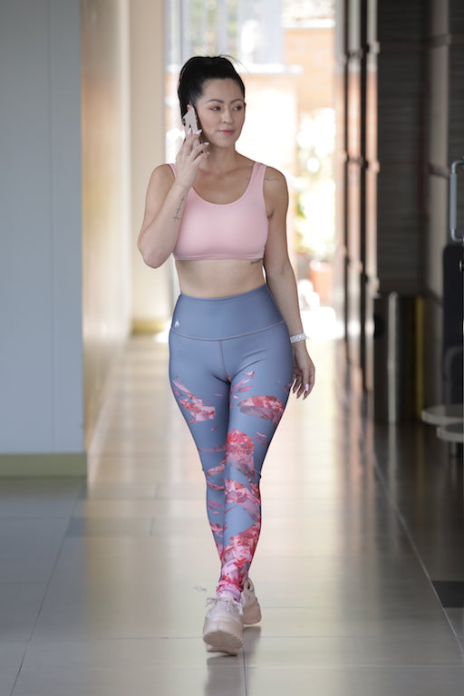 The Origami Contour Leggings