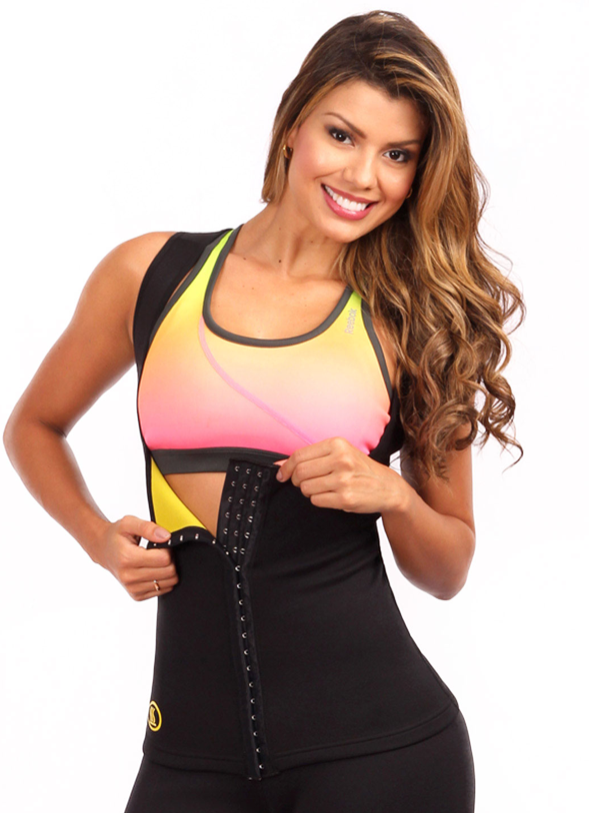 SWEAT Women's Neoprene Adjustable Vest