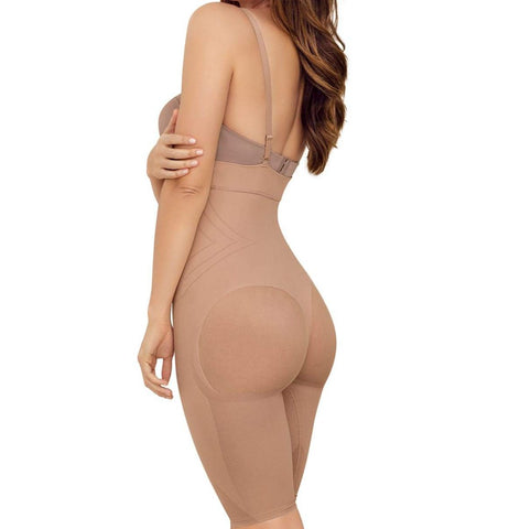 Seamless High Waisted Rear Shaper
