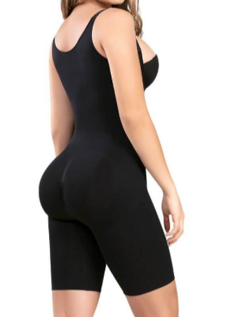 Seamless Thermal  Bodysuit Shaper