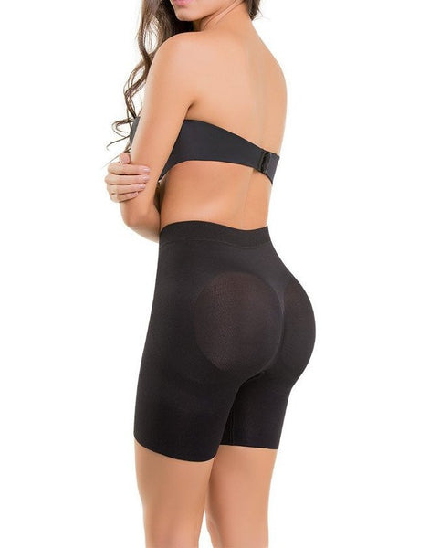 Seamless - Abdomen Contouring Seamless Thermal Shorts