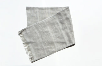 Silver ion scarf