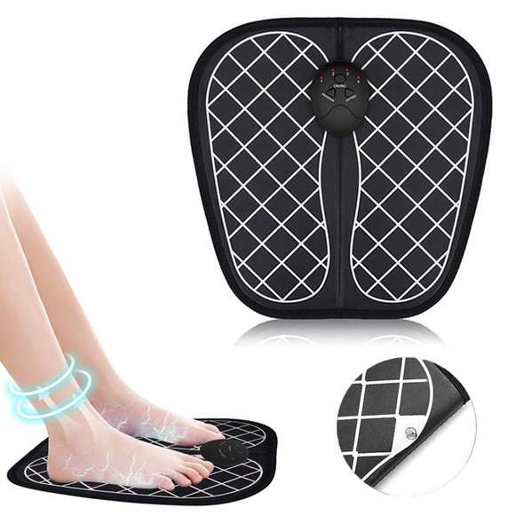 10 in 1 - Foot Pain Relieving - 6 Speed - Deep Foot Massager