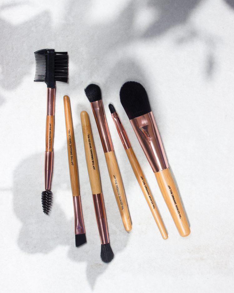 Jet Settin' Travel Brush Set