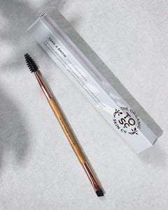 Take A Brow Dual Eyeshadow Brush