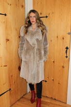 Load image into Gallery viewer, Women's Jacket  Astrakhan Lamb and fur  Attribute: Spumant  Made in Italy
