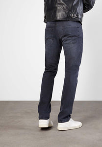 MACFLEXX Modern Fit - Authentic Dark Grey Blue