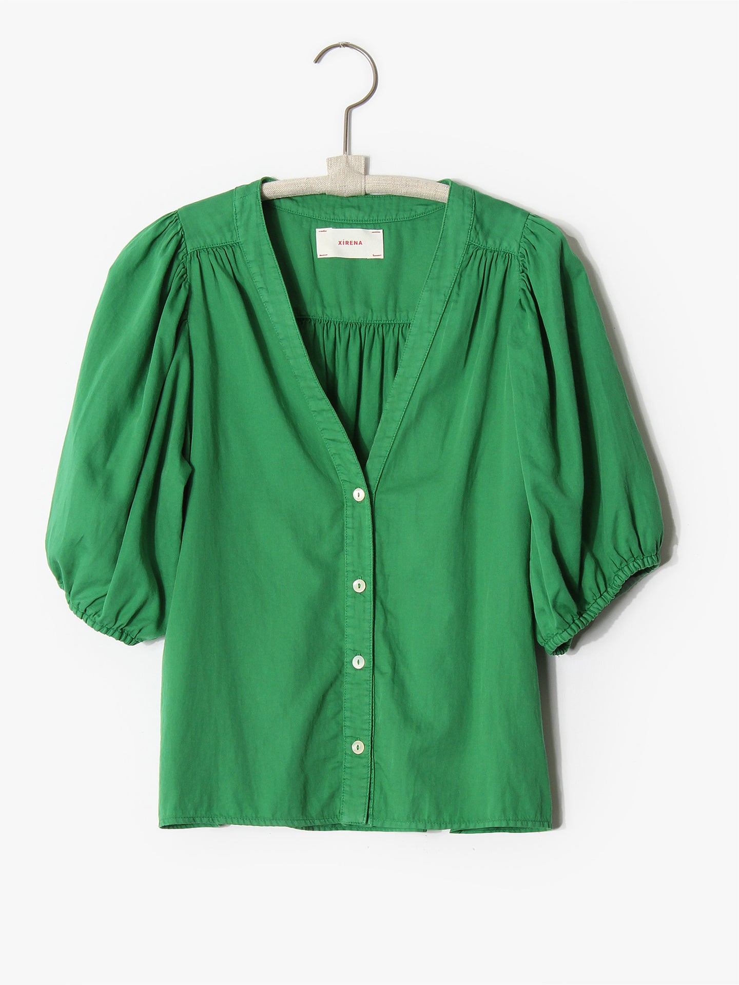 Sydell Shirt Jade Green  PRE ORDER NOW! Available 4/15/2021