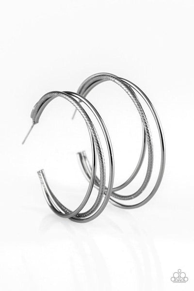 Jumpin Through Hoops - Black