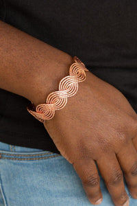 Braided Brilliance - Copper