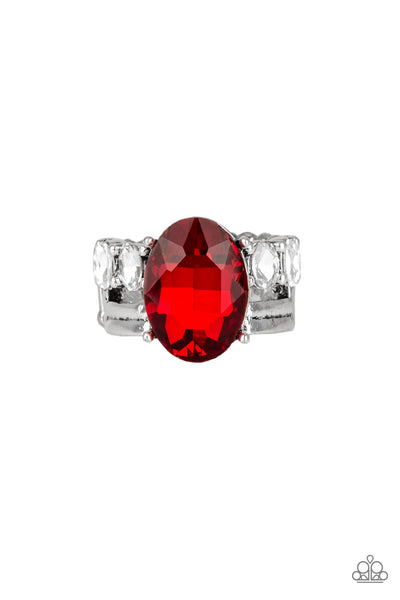 Shine Bright Like A Diamond - Red