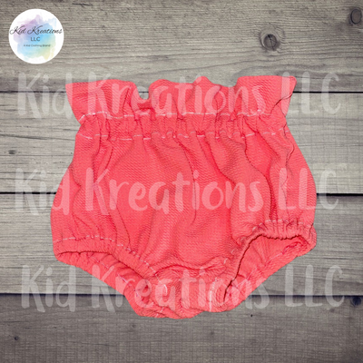 Salmon Bloomers - Kid Kreations LLC