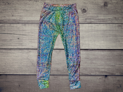 Glitz & Glam Leggings - Kid Kreations LLC