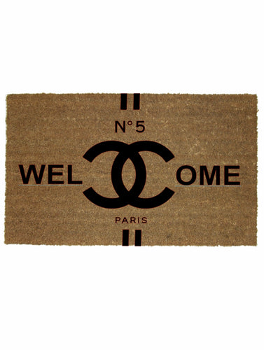 WELCCOME MAT