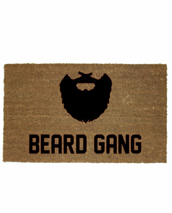 BEARD GANG MAT