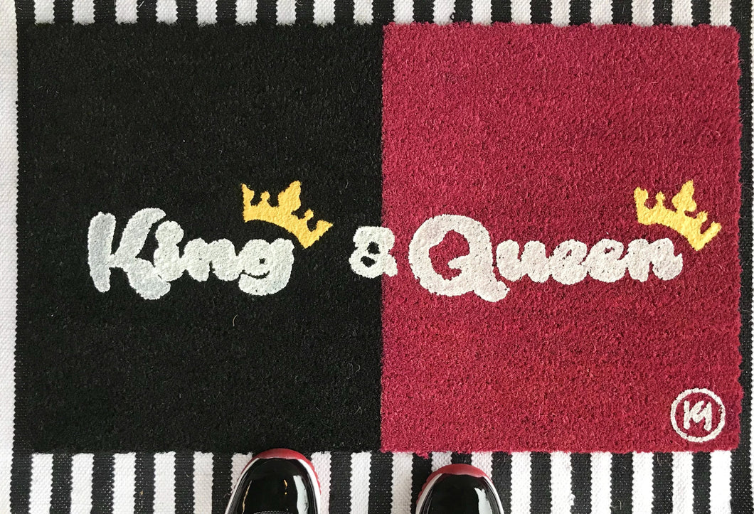 KING & QUEEN MAT