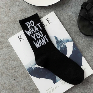 DO WHAT YOU LOVE SOCKS