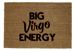 Big energy zodiac MAT