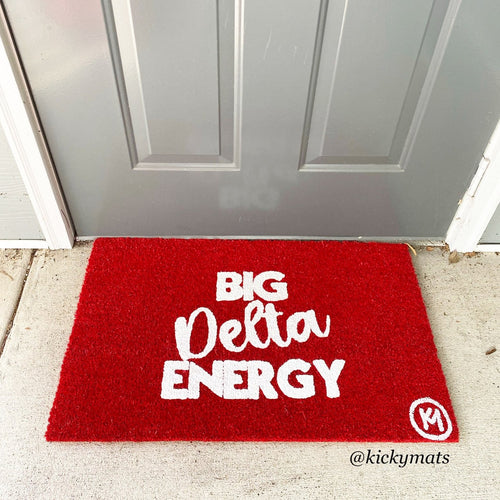 BIG DELTA ENERGY MAT