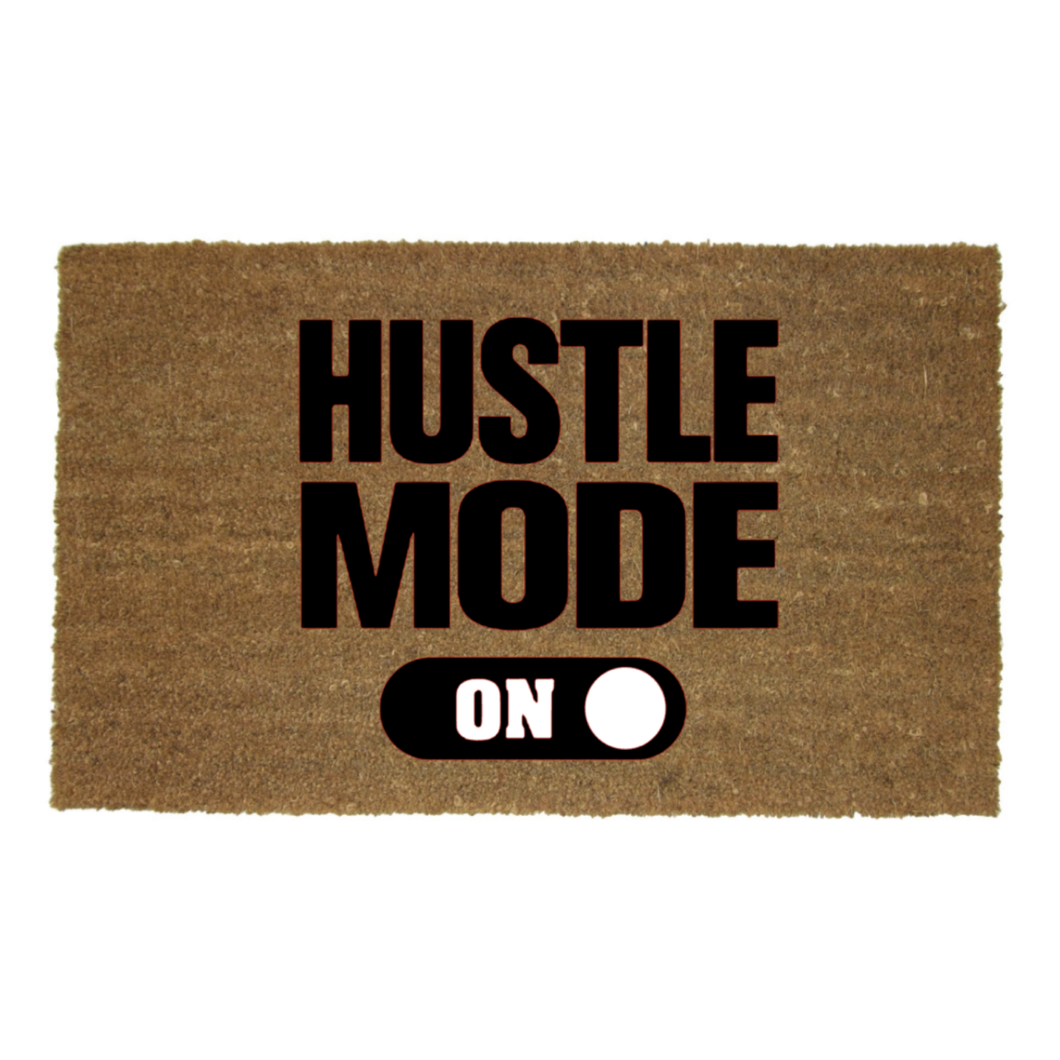 HUSTLE MODE MAT