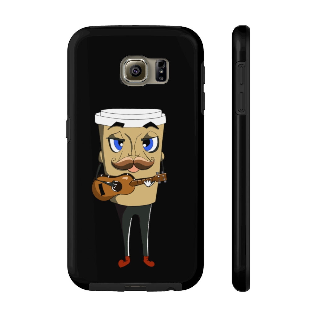 Pop Coffee Case Mate Tough Phone Cases - ThePopCoffee