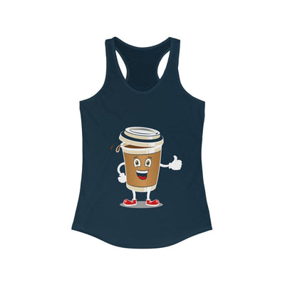 Women's Coffee Tank Top - ThePopCoffee